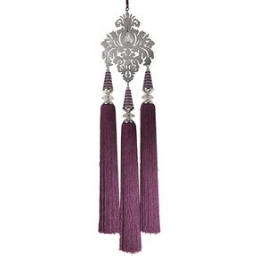 China contemporary modern custom design curtain tassel fringe