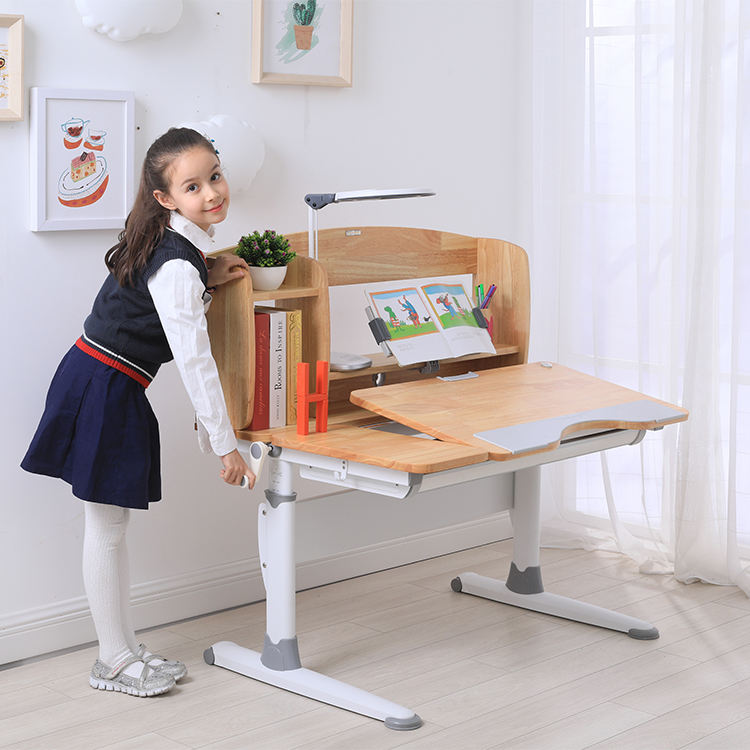 children table and chair children writing adjustable study desk