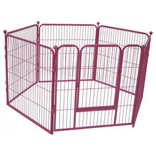 Outdoor cheap professional manufacture supply small animal pen dog pet playpen exercise