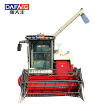 Types Of Combine Functions Of Combine Harvester Mini Harvester