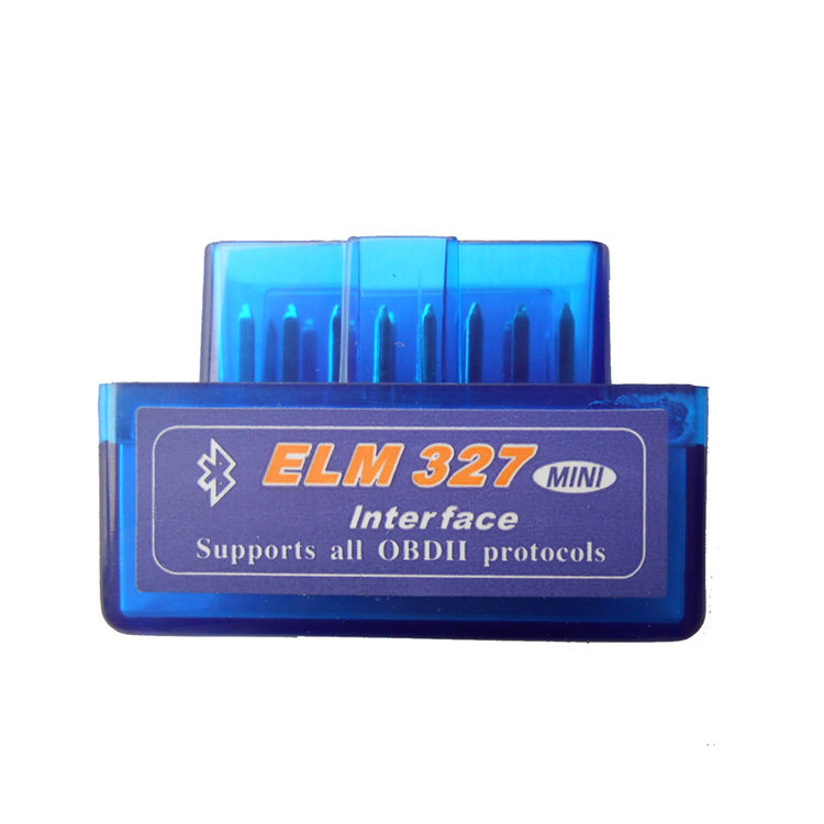 Super Mini Elm327 Bluetooth V1.5 25K80 CHIP Obd2 Scanner Android Adapter Check Engine Light Obdii Auto Diagnostic Tool Scanner