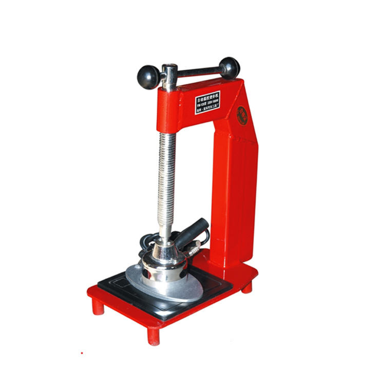 Cheap Auto Rubber Tire Making /Patch /Vulcanizing Machine For Tire Repair