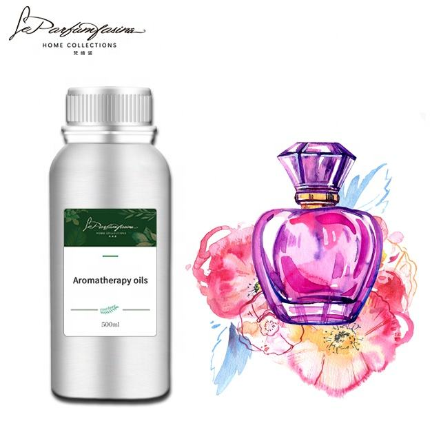 Wholesale design perfume fragrance used in diffuser machine high concentration fragrance oil