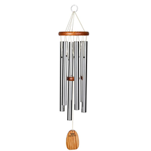Painted Iron WindchimesTube Metal Home Decoration Wind Chimes