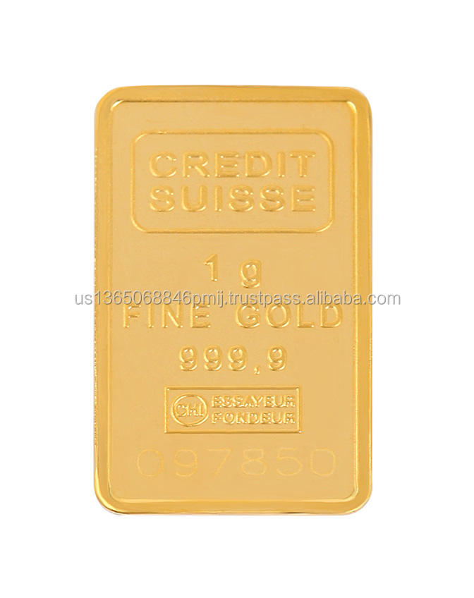added advantage of being guaranteed - 1gram bar gold