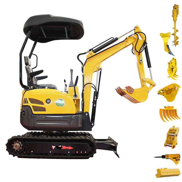 china shan dong small crawler 2.5 excavator price