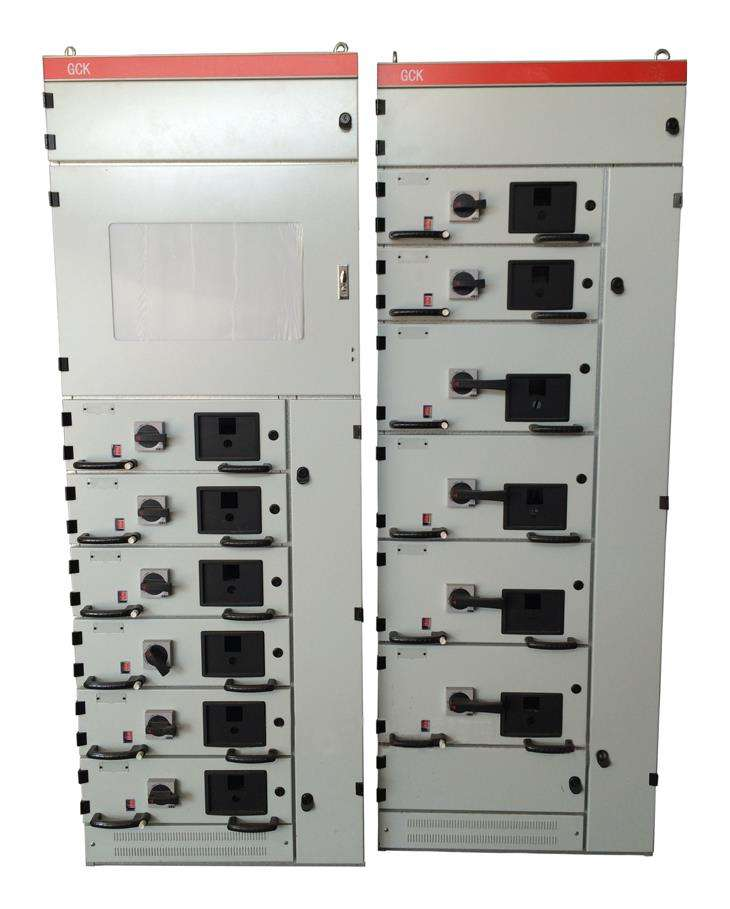 GCK distribution board iec switchgear power supply board drawer electric switchgear cabinet
