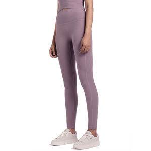 80 nylon 20 spandex Super Fabric Women Gym Workout Leggings Yoga Pants with Pocket