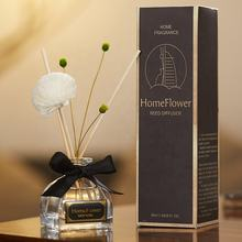 2020 Cheap Air Freshener Home Fragrance 50ml Glass Reed Diffuser