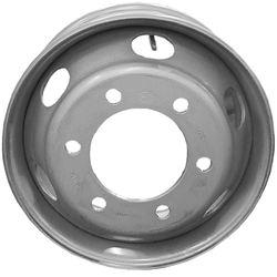 bus steel wheel rim17.5X6.00HC for passenger car