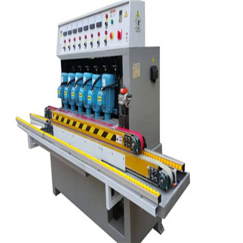 Small Bevelling Glass Edging Machine