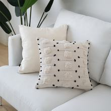 Wholesale Designer Custom Throw Cushion Cover Decorative Tufted Sofa Cushion Cover