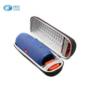 High-grade Carbon Fiber Speaker Hard Storage Carrying Protective Cover EVA Case JBL Speaker Case