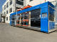 Thermoforming Machine For Automatic Thermoforming Machine 3 Station For Making Plastic Containers