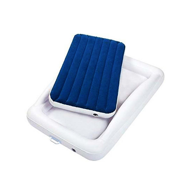 portable camping mat kids inflatable toddler bed mattress