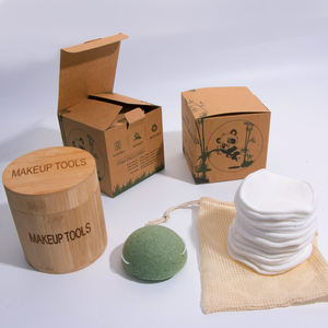 Oil Free The Best Custom Logo Bamboo Private Label Makeup Remover Wipes