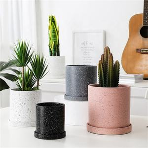 Decoration Cheap Indoor Modern Ceramic Pot Plant Large Ceramic Plant Pots