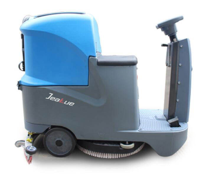 Hot verkauf Commercial Industrial Ride On Electric Floor Sweeper