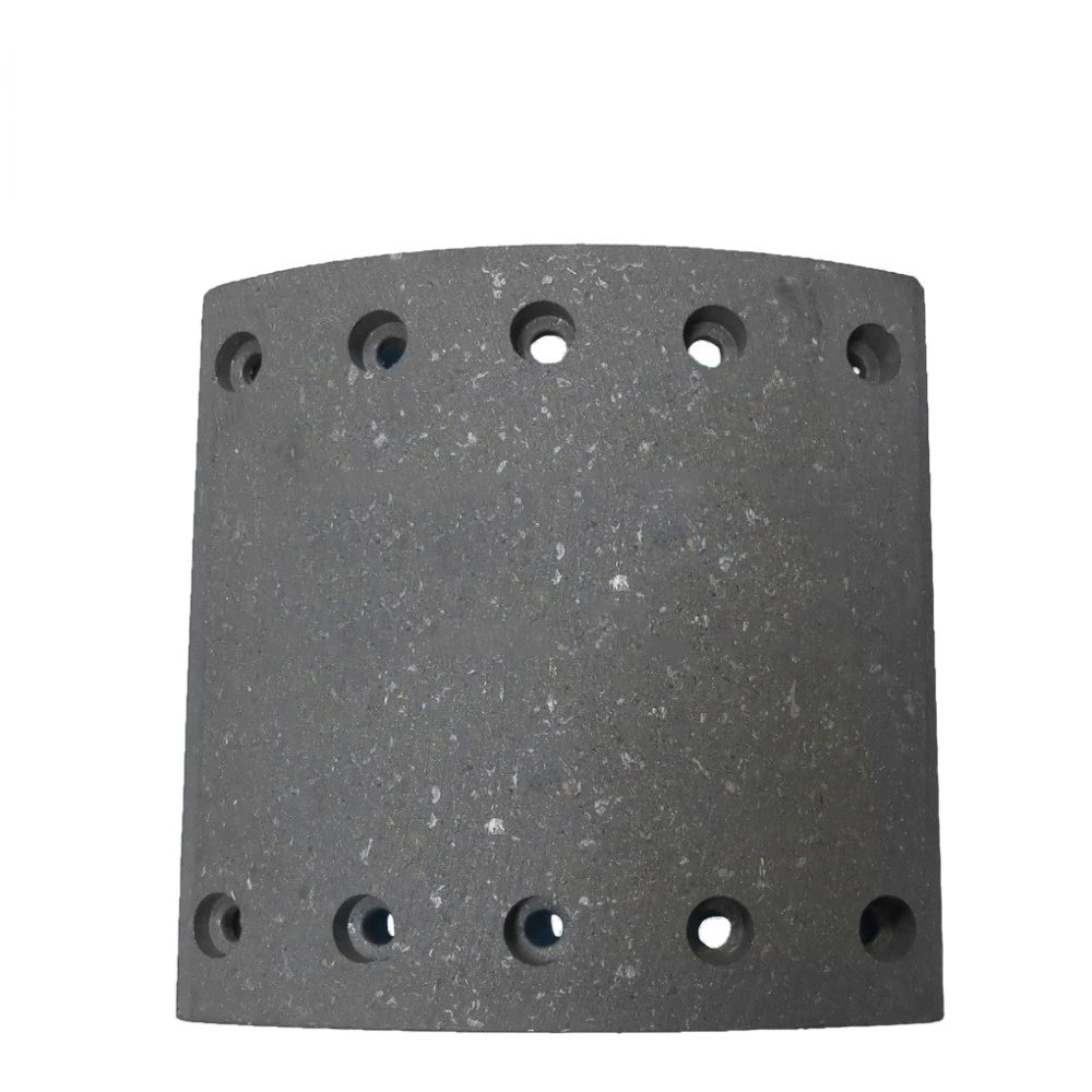 TOP QUALITY TRAILER PARTS BRAKE LINING 19094 NO ABESTOS WITH RIVETS