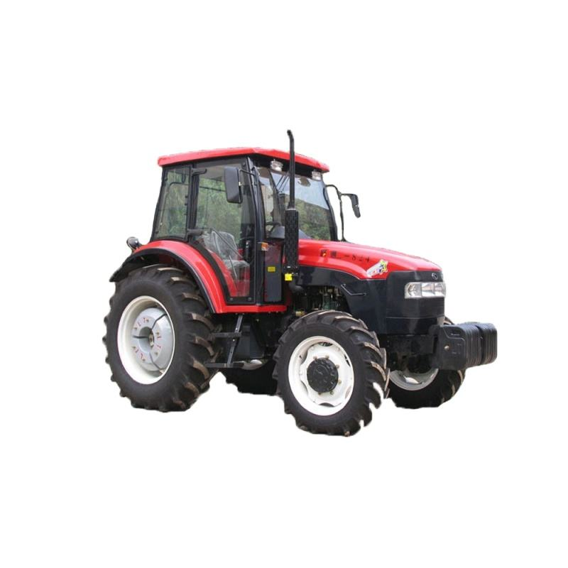 Lutong 40Hp Tractors with Spare Parts for Sale LT450