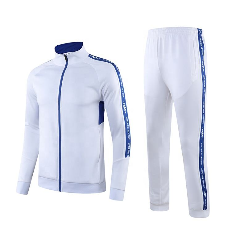 China Manufacturer Professional Custom Design your brand sublimation mens tracksuits