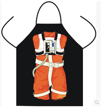 Marvel Kitchen spoof Apron Disposable  Customized Gsm cartoon Time Fabric Baking Sleeveless Material sexy apron