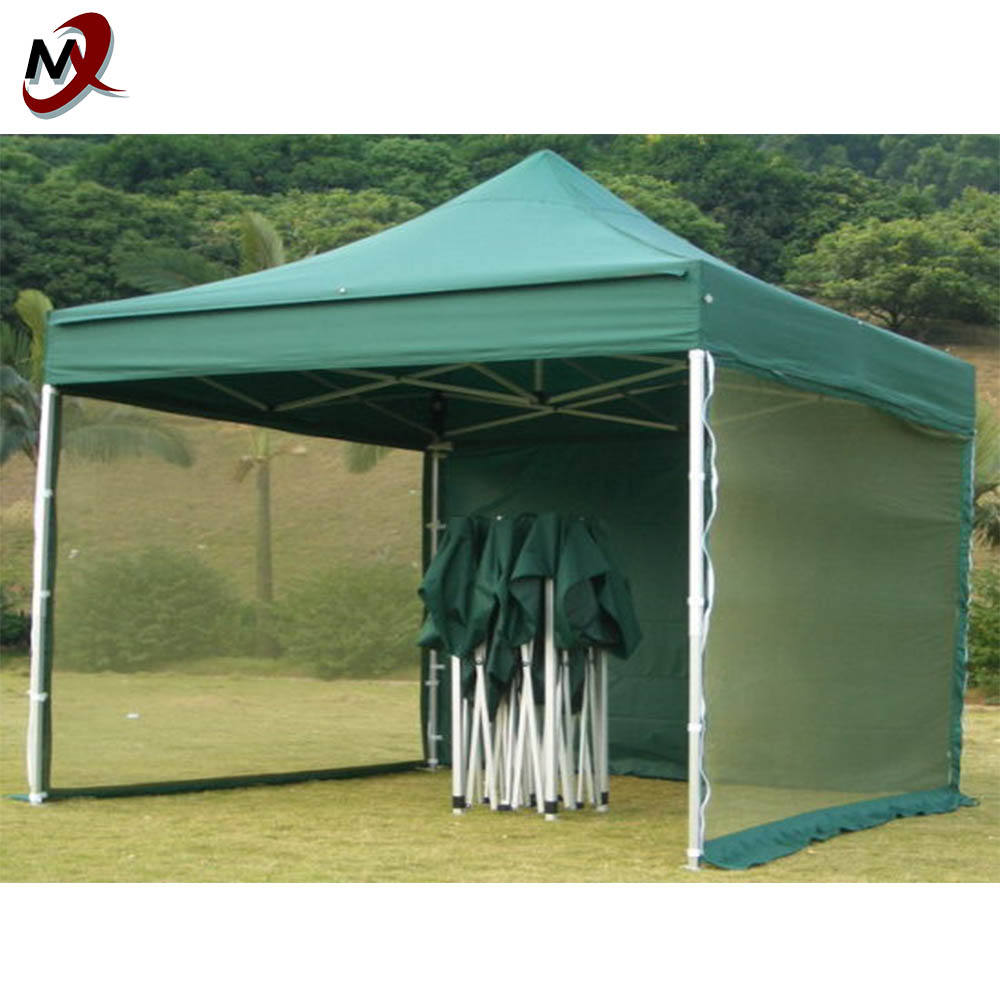 Different sizes and colors customizable potable folding gazebo canopy tent for exhibition events