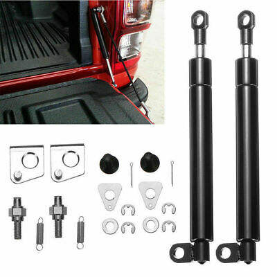 Tailgate Bootlid Slow Easy Down Auto Gas Struts And Gas Damper
