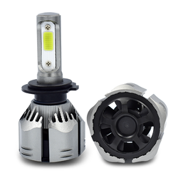 NEW 72W 12000lm H7 H11 H4 High Quality LED Headlight R11 Car Led bulb for Light in Car
