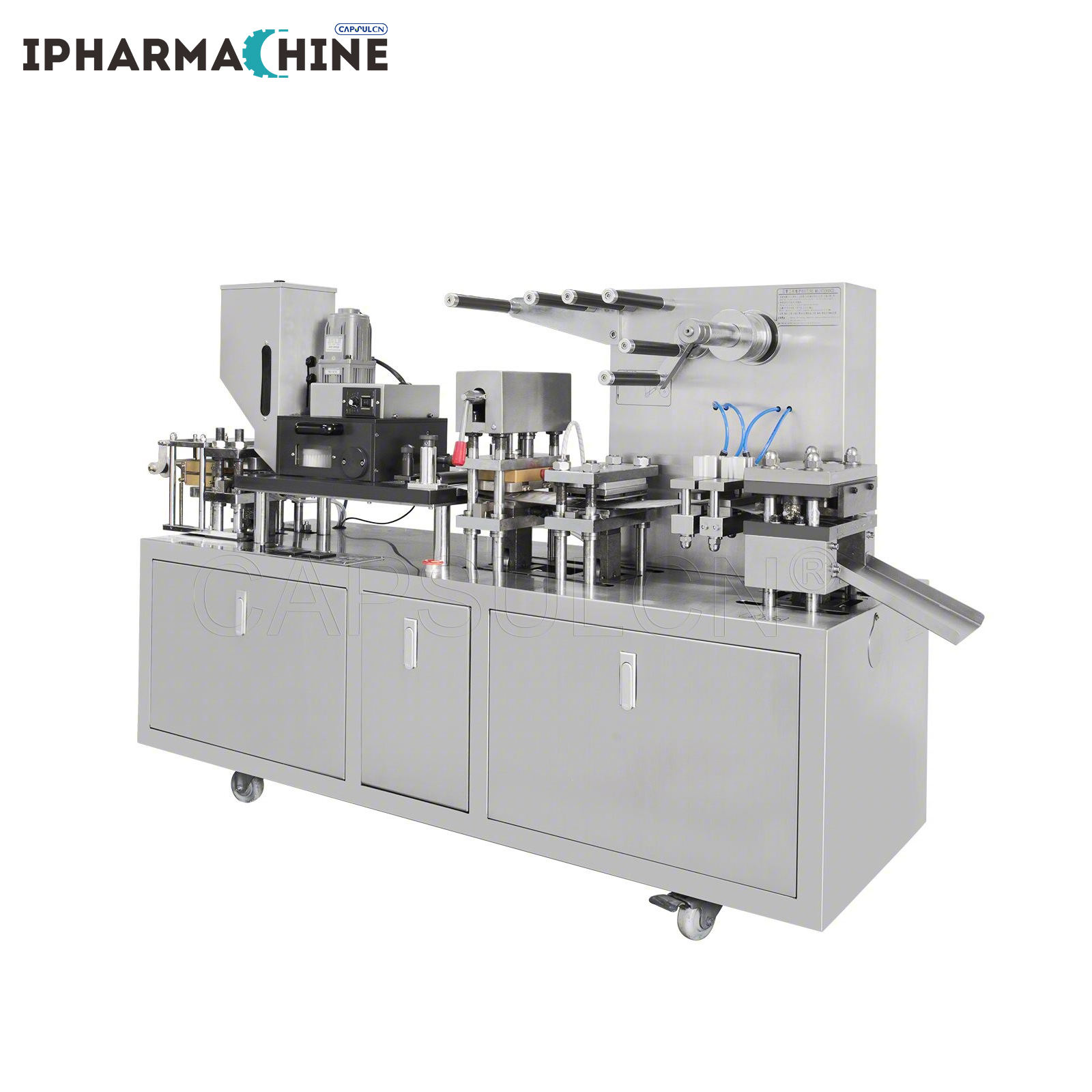 DPP-88 Automatic Capsule Tablet Blister Packing Machine