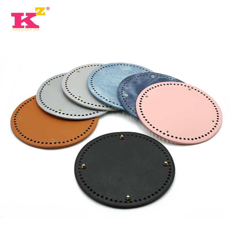 New high-grade Leather DIY bag bottom, DIY bag with accessories DIY handbag accessories