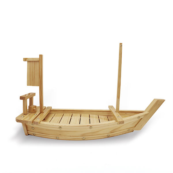 Golden supplier the best sushi boat trays for sushi shops use