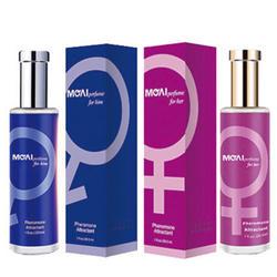 Gold powder perfume Men and women use flirting fees, Roman perfume.