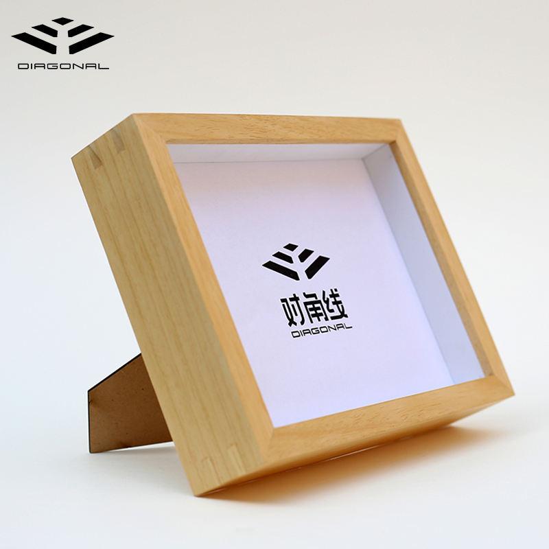 China fabricante de decoração para casa material de madeira quadros moldura brinquedo de amor