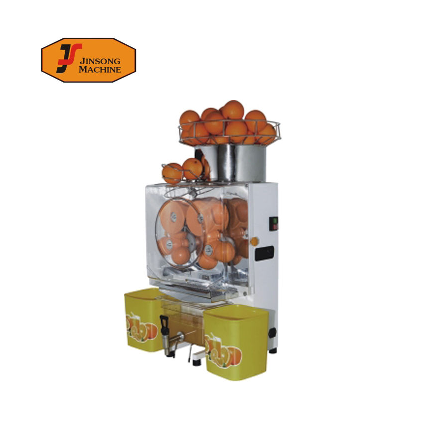 Commercial Industrial Automatic Citrus Orange Juicer Fruit Juicer