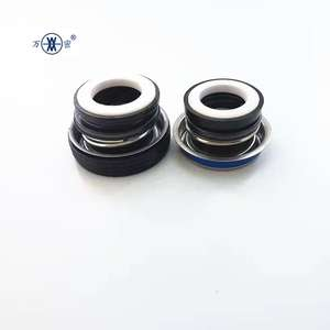 sewage water pump metal cartridge mechanical seal