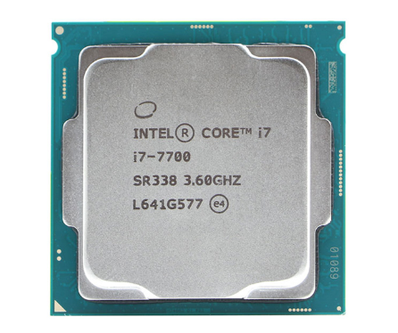 Cheap Second Hand Used LGA 1155 CPU Processor Intel Core i7 7700