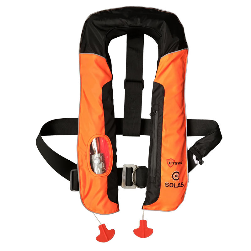 Boating Boats Sports & Fitness Eyson CO2 Manual Inflatable PFD ...