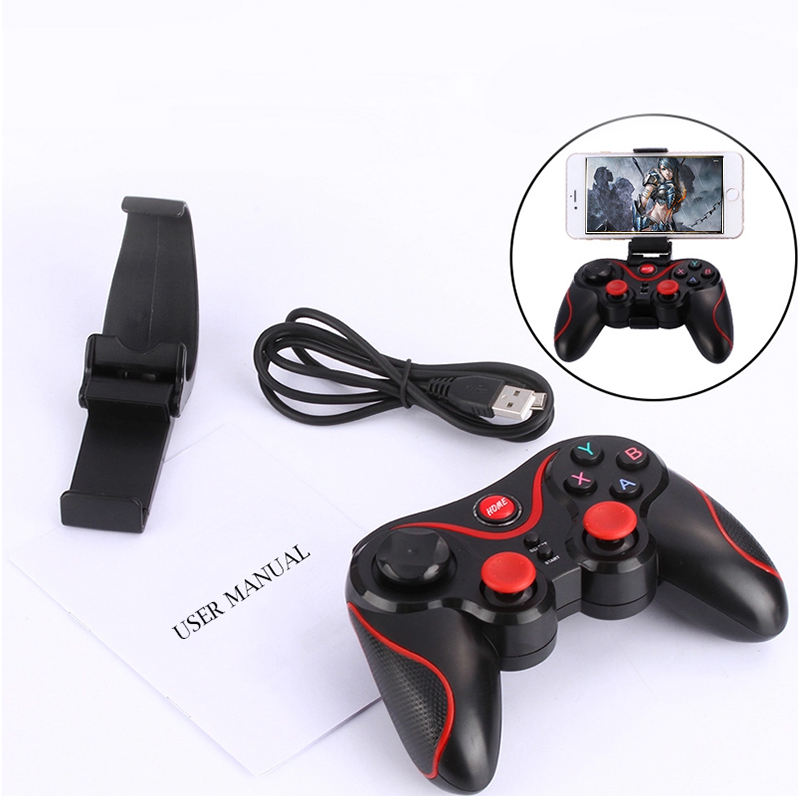 Usb Remote Control Game Blue tooth Gamepad Joystick &Amp 2.4G BT Wireless X box 360 Controller For Ps3 Game Console