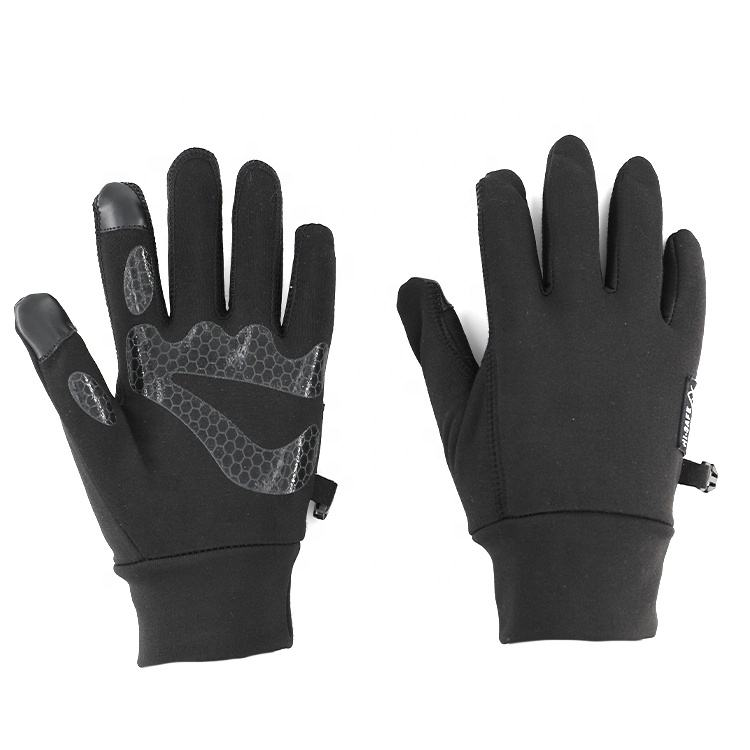 Winter Hand Warm Thermal Bike Bicycle Anti-Shock Padded Waterproof Mountain Climbing Driving Texting Riding Gloves