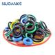 Factory Outlet NBR FKM HNBR EPDM Rubber O-Ring Food Grade Silicone O Ring Seal Black EPDM Nitrile Rubber O Rings
