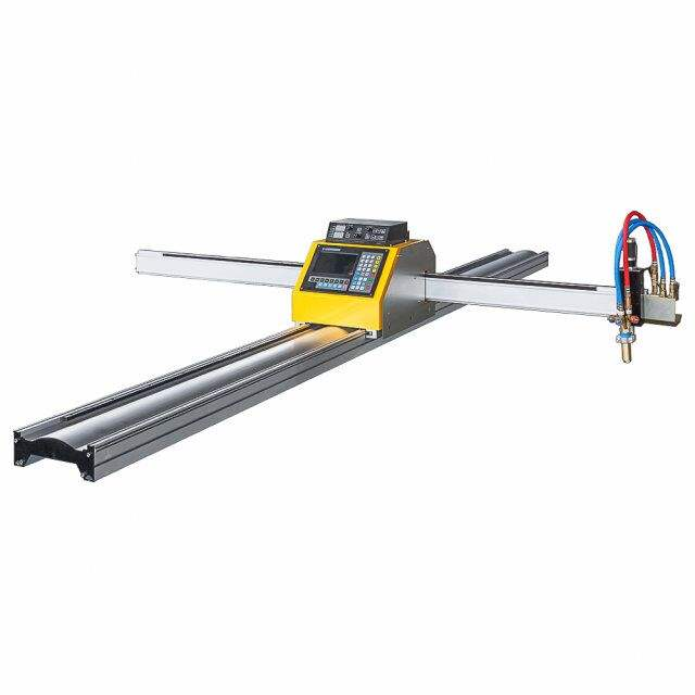 Honeybee heavy duty CNC plasma and flame portable cutting machine