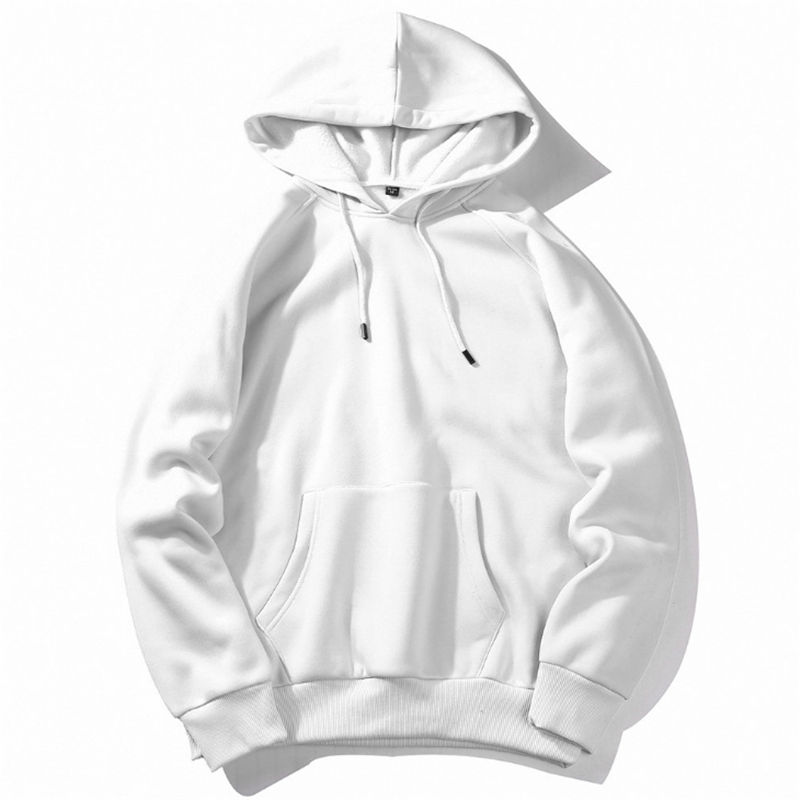 Mens clothing manufacturing streetwear high quality custom print 100% cotton fleece hoodie men