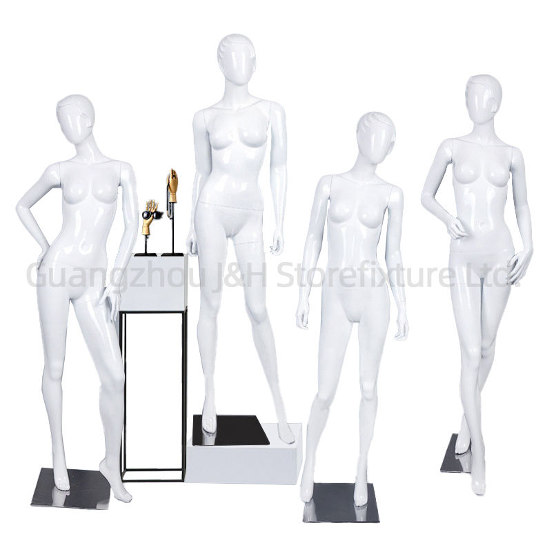 <span class=keywords><strong>Mode</strong></span> Display Staande Full Body Mannequin Glasvezel Witte <span class=keywords><strong>Vrouwelijke</strong></span> Sexy Mannequin