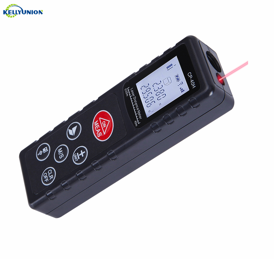 Good Performance Laser Rangefinder Laser Distance Meter Calculating Distances Areas and Volumes