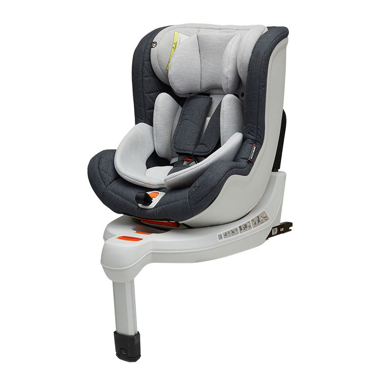 JOVKIDS consummate 360 rotation isofix child safety car seat head protector infant baby carseat for luxury car