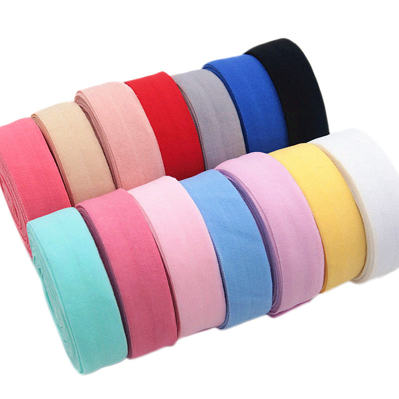 Folding Elastic Band For Pants Bra Clothes Decorative Soft Waistband