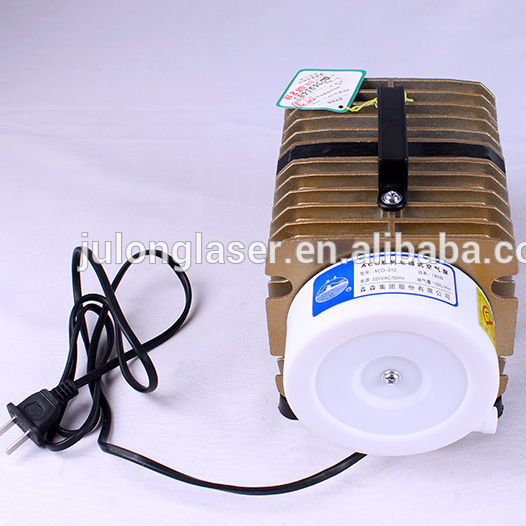 Factory price 012 air pump for laser engraver 3020/320/460//6040/690/9060/1390/1325 cutter machine