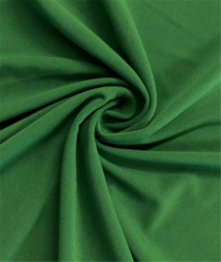 Wholesale 94%Polyester DBP Fabric Solid 4 Way Elastic
