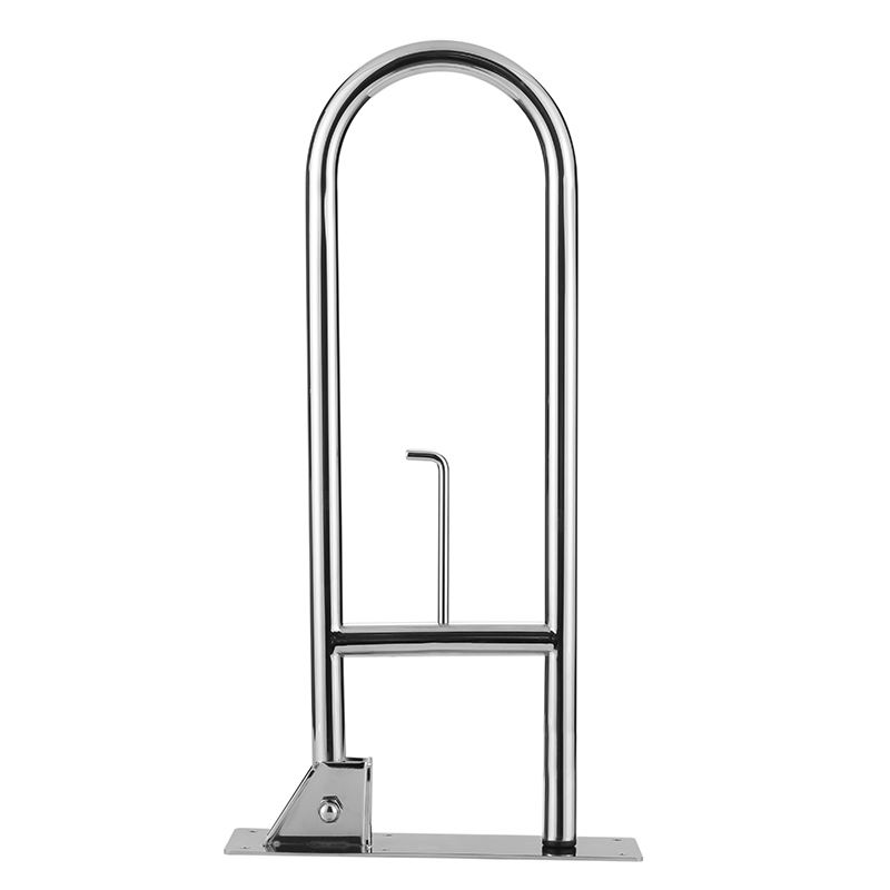 Stainless Steel Anti-slip Bathroom Grab Bar for Disabled People Elderly Bathtub Handrail Safety Handle Bars WC Armrest Grab
